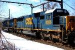 CSX 8556 on Q409